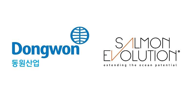 동원산업 - 새먼 에볼루션 투자 협약 체결